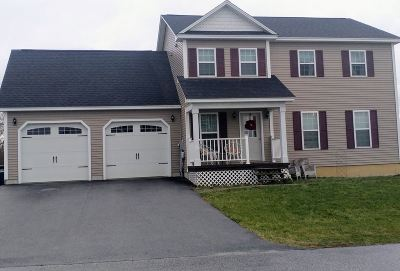 St. Albans Town VT Single Family Home For Sale: $272,500