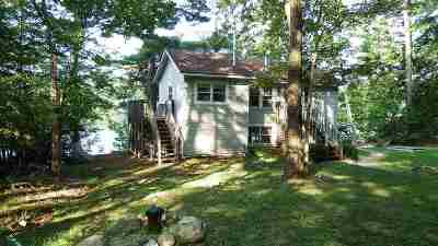 Carroll County Single Family Home For Sale: 34 Aldrich Road