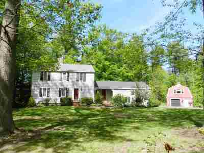 Hampton Falls Single Family Home For Sale: 191 Kensington Road