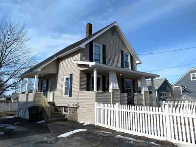 Manchester Single Family Home For Sale: 19 S Lincoln Street