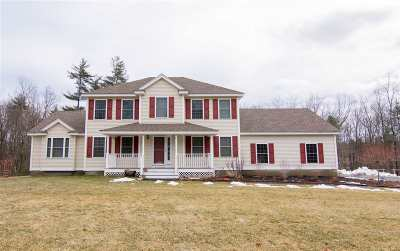 Derry Single Family Home Active Under Contract: 33 Lampton Drive