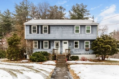Hudson NH Condo/Townhouse For Sale: $153,200