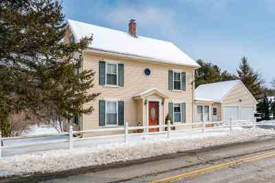 Somersworth Single Family Home Active Under Contract: 10 Tates Brook Road