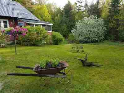 Grafton Single Family Home For Sale: 6 Island Road