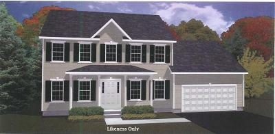 Single Family Home For Sale: 2 Firefly Lane #Lot 2