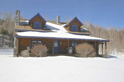 Carroll Single Family Home For Sale: 912 Old Cherry Mountain Road