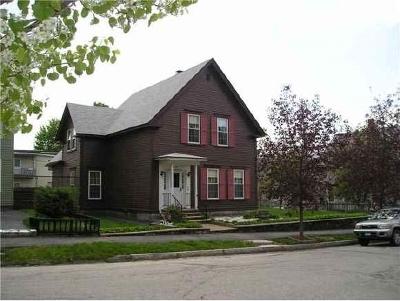 Manchester Multi Family Home For Sale: 89 Pennacook Street
