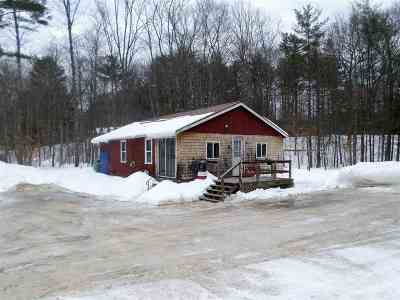 Single Family Home Sold: 787 Nh Route 49