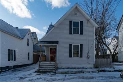 Manchester Single Family Home For Sale: 62 Clinton Street