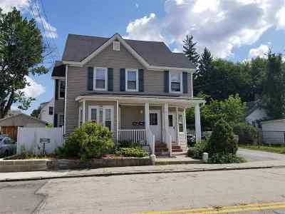 Nashua Multi Family Home For Sale: 114 Pine Street