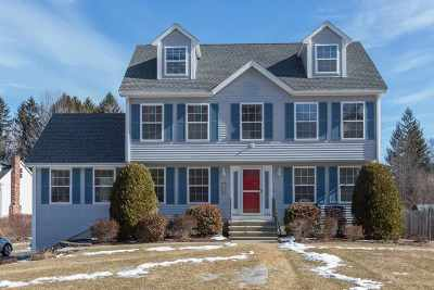 Salem Single Family Home Active Under Contract: 6 Nathans Way