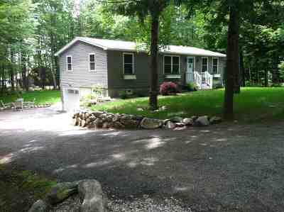 Carroll County Single Family Home For Sale: 8 Mason Road