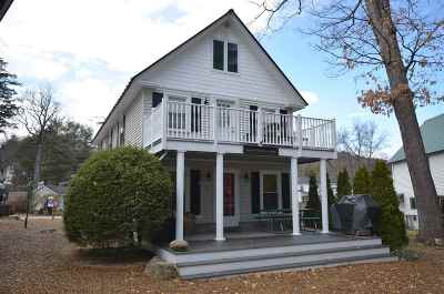 Laconia Single Family Home For Sale: 30 Methodist Circle