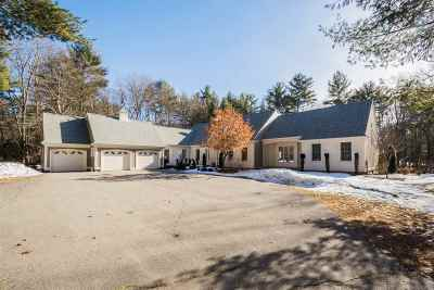 Windham Single Family Home For Sale: 6 Magnolia Road