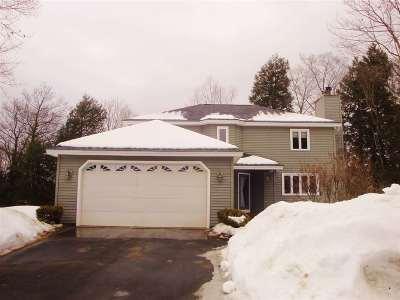 Bristol Single Family Home For Sale: 354 Upper Birch Drive