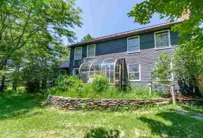 Danby Single Family Home For Sale: 1234 Danby Hill Rd.