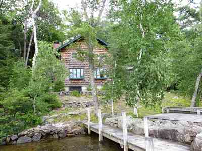 Belknap County Single Family Home For Sale: 22 Tiger Trail Road