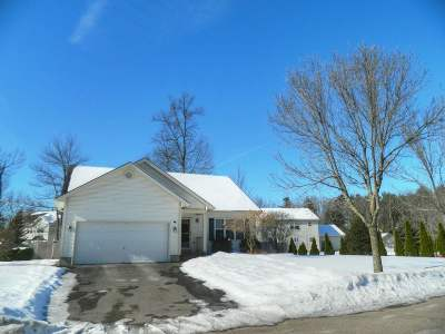 Essex Single Family Home For Sale: 11 Tyler Drive