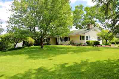 Whitefield Single Family Home For Sale: 38 Fairway Lane