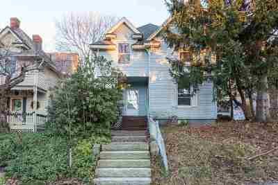 Manchester Single Family Home For Sale: 705 Hall Street