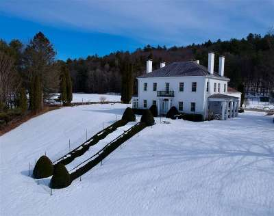 Orford NH Single Family Home Sold: $1,179,000