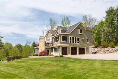 Moultonborough Single Family Home For Sale: 334 Governor Wentworth Highway