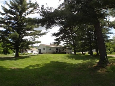 Carroll Single Family Home For Sale: 271 & 273 Route 115