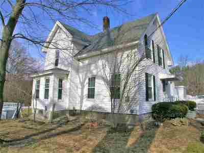 Manchester Single Family Home Active Under Contract: 351 S Beech Street