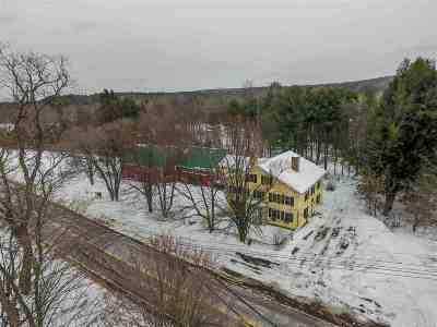 Merrimack County Single Family Home For Sale: 916 So. Main Street