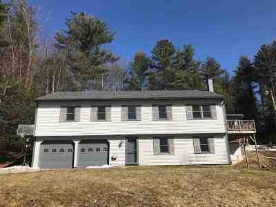Essex Single Family Home For Sale: 189 Osgood Hill Road