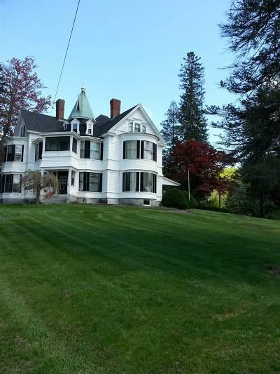 Merrimack County Multi Family Home For Sale: 152 Prospect Street