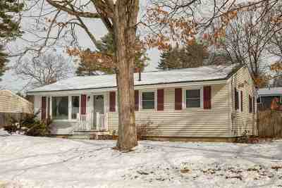 Strafford County Single Family Home For Sale: 10 Spruce Drive