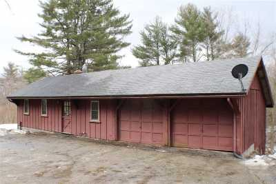 Antrim Single Family Home Active Under Contract: 274 Clinton Road
