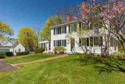 Single Family Home Active Under Contract: 158 Portsmouth Avenue