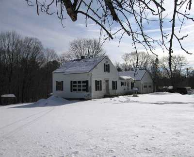 Goffstown Single Family Home For Sale: 466 Paige Hill Road