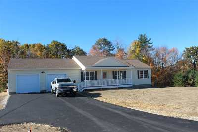 Strafford County Single Family Home For Sale: Lot 0 Middleton Road