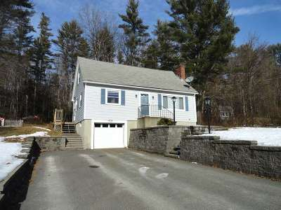Hudson Single Family Home Active Under Contract: 18 Hopkins Drive