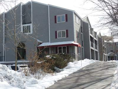 Merrimack County Condo/Townhouse For Sale: 120 Fisherville Road #U140