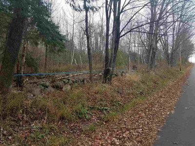 Merrimack County Residential Lots & Land For Sale: 98 District 5 Road