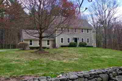 Merrimack County Single Family Home For Sale: 53 Tracy Road