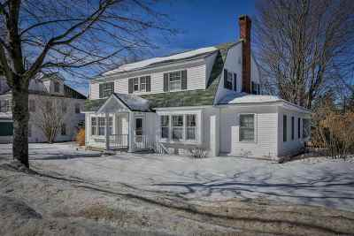 Merrimack County Single Family Home For Sale: 39 Seamans Road