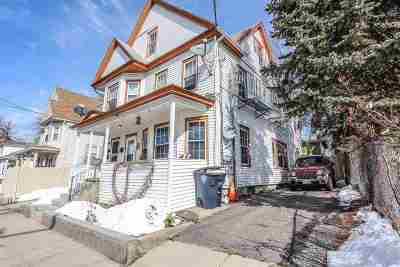 Nashua Multi Family Home For Sale: 122 Pine Street