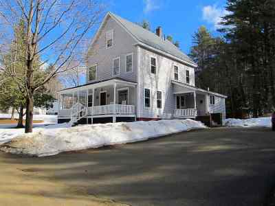 Merrimack County Single Family Home For Sale: 16 Edgewood St Street