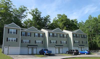 Belknap County Condo/Townhouse For Sale: 69 Breckenridge Way #14