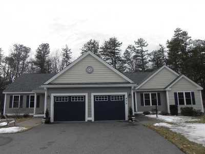 Amherst Single Family Home Active Under Contract: 475 Boston Post Road