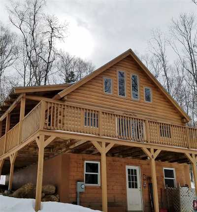 Campton Single Family Home For Sale: 6 Summit Drive