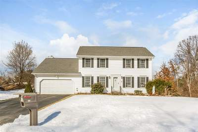 Manchester Single Family Home For Sale: 159 Chad Road
