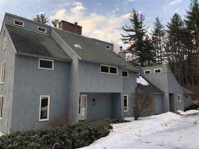 Amherst Single Family Home For Sale: 18 Old Manchester Road