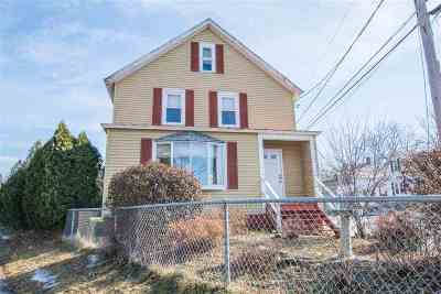 Winooski Single Family Home For Sale: 155 St. Peter Street