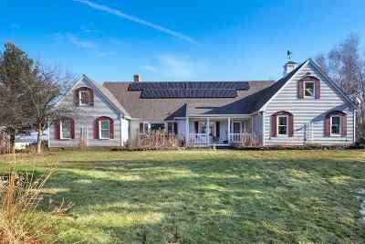 Shelburne Single Family Home For Sale: 274 Spinnaker Lane